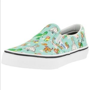 Toy Story x VANS Classic Slip On Andy's Toys Kids